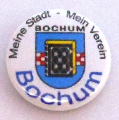 Bochum 14 Mein Verein Button // Anstecker Fußball Fans Meine Stadt
