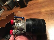 Weldon 12v Aircraft Fuel Pump Core Pn B 1008c With Mounting Plate