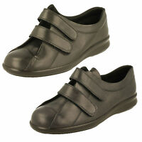 Ladies Db Soft Leather Shoes - Fife