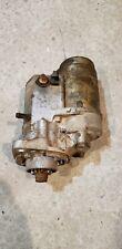 Kubota D1402 Diesel Engine Used Starter Motor 3 Cylinder