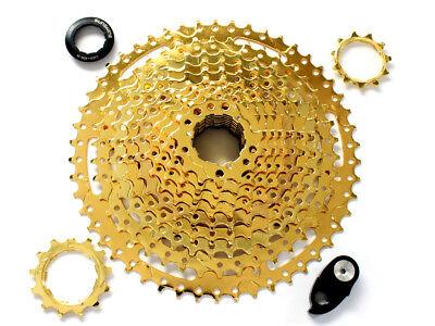 SunShine 11S Mountain Bike Cassette 11-50T W//Derailleur Hanger