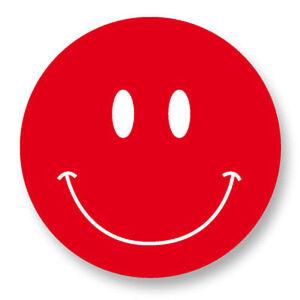 foto de Magnet fridge magnet ø38mm smiley face smile smile smiling happy face red
