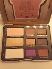 TOO FACED PALETTE PEANUT BUTTER and JELLY  NEW