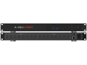 16x16-UHD-4K-60Hz-HDMI-2-0-HDCP-2-2-MATRIX-ROUTING-SWITCHER-SELECTOR-1RU-NEW