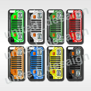 best service 10566 f3ac7 Details about Jeep Wrangler YJ Classic Case Collection for Apple iPhone 6  6S Plus Case