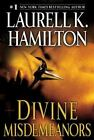 Meredith Gentry: Divine Misdemeanors No. 8 by Laurell K. Hamilton (2009, Hardcover)
