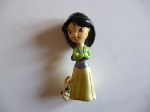 Mulan with Rabbit Zizzle  Disney Princess  Character Figure