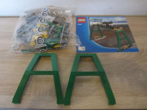 LEGO CITY EISENBAHN CONTAINERVERLADEKRAN AUS 7939 AUCH FÜR 60198 60052 @ NEU