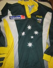 "Ricky Ponting (Australian Legend) signed Australian ""Away"" ODI Shirt + COA"