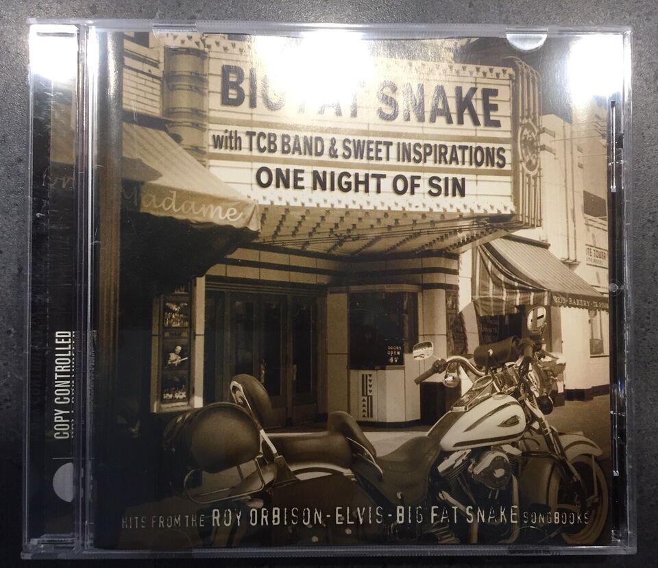 Big Fat Snake: One Night Of Sin, pop