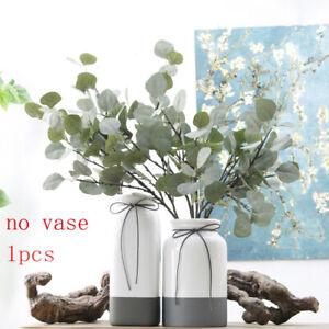 Pflanze-Geld-Fake-Yugali-Leaf-Eukalyptus-Blaetter-Kuenstliche-Blume-Pflanzen