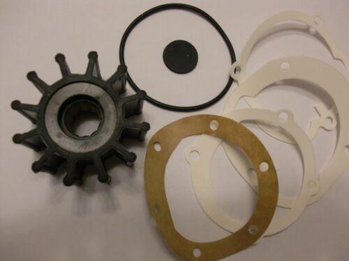 Jabsco //Yanmar //Sole// Johnson Pump usw.CEF 500207GT Nitril Impeller für Volvo