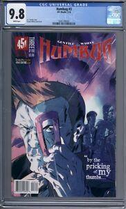 Humbug #3   451 Media Comics    1st Print    CGC 9.8