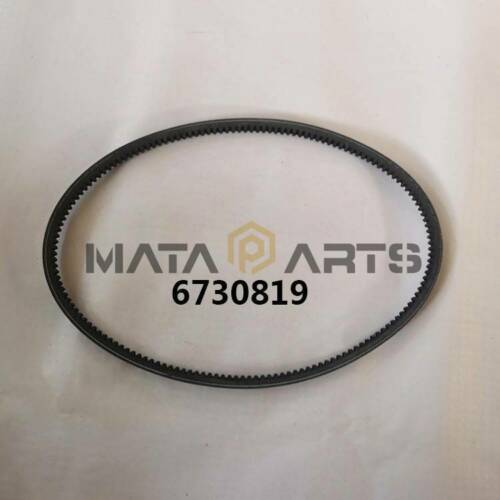 A//C Compressor Belt 6730819 Fit For Bobcat A220 A300 S220 S250 S300 S330