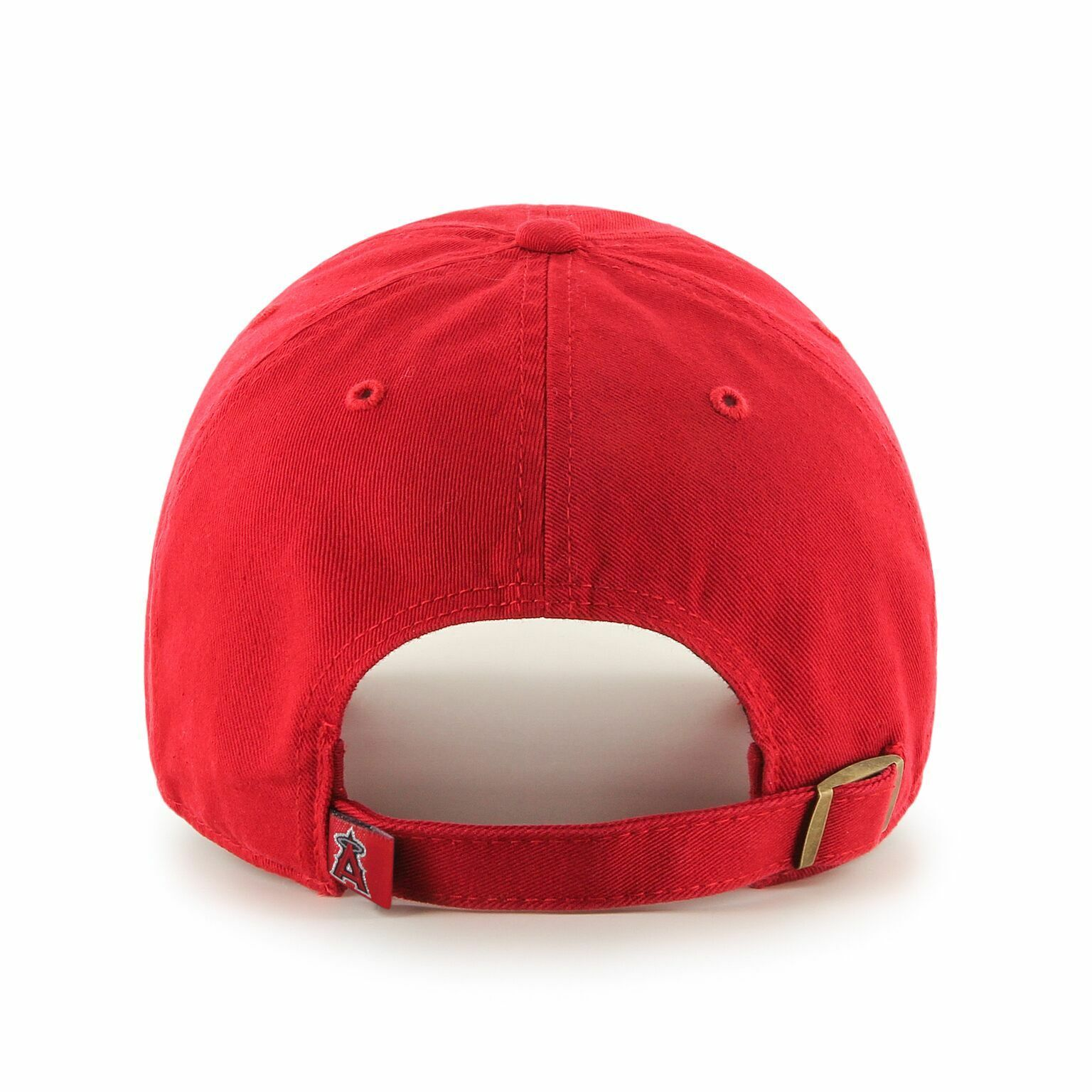 MLB MLB MLB Los Angeles Angels L.A. Cap Basecap Adjustable Baseballcap Cleanup logo rouge f8ef9f
