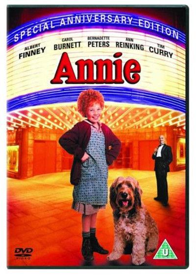 Annie (Original) DVD NEW dvd (CDR10072CE)