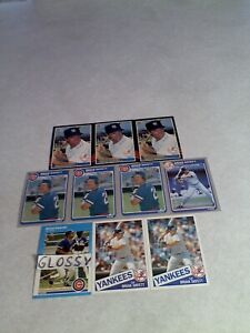 Brian-Dayett-Lot-of-45-cards-13-DIFFERENT-Baseball