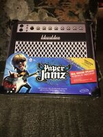 Paper Jamz Guitar Amplifier Series 1 6274 Speaker, Wowwee, With Audio Cable