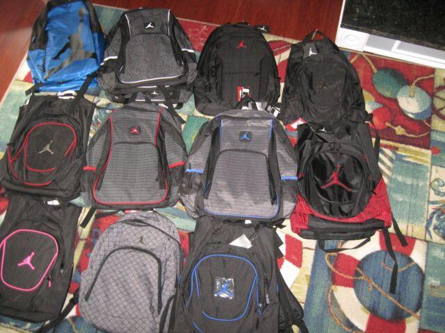 227699779171 Nike Jumpman Backpack Michael Jordan Line for Boys for sale online ...