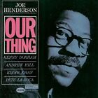 Our Thing [Remaster] by Joe Henderson (CD, Oct-2000, EMI)