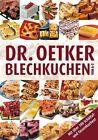 Blechkuchen von A-Z von Dr.Oetker (2013, Taschenbuch)