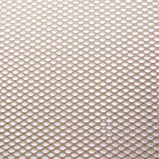 36 Inch X 48 Inch Expandable Aluminum Sheet In Brass Durable Albras Finish New