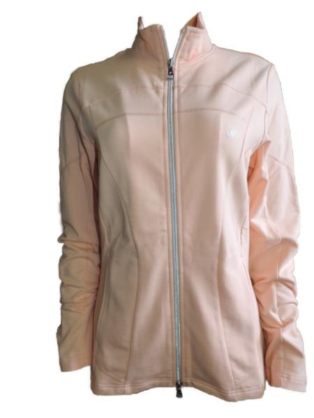 Joy Damen Jacke Sportjacke Freizeitjacke Damaris Sepia Gr. 36 38 42 48