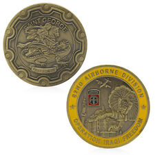 Saint George 82nd Airborne Division Challenge Commemorative Coin Gift Collection