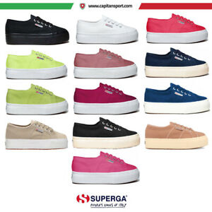 sito affidabile 68c73 18236 Superga - 2790A COTU PLATFORM UP AND DOWN - SCARPE CASUAL ...