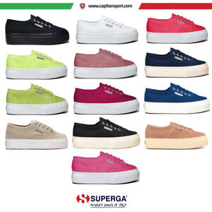 sito affidabile 5a736 f41bc Superga - 2790A COTU PLATFORM UP AND DOWN - SCARPE CASUAL ...