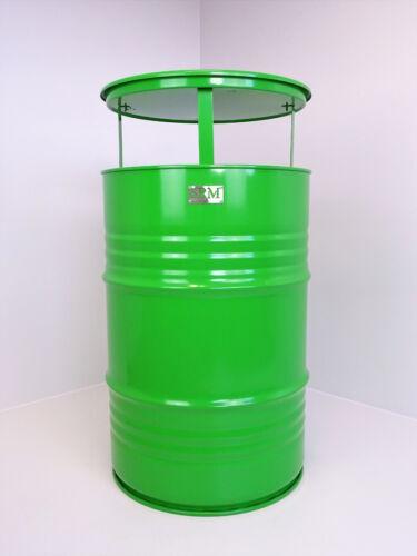 Fassmöbel Stehtisch Tisch Design Partytisch Bistrotisch Grün Ø 57cm Höhe 108cm