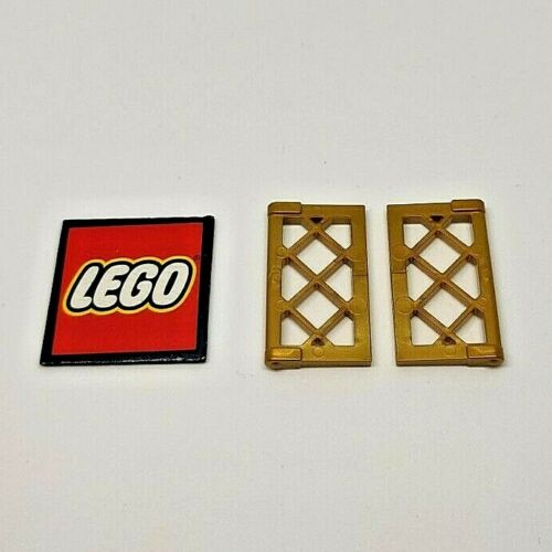 etc 60607 Lattice or Glass LEGO 1x4x3 Windows Pack of 1 ID 60594 - Choose