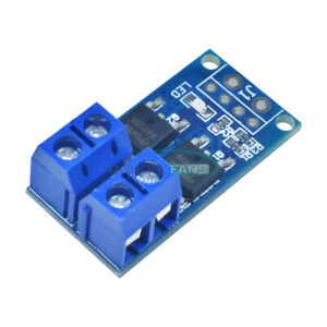 2PCS-Trigger-Switch-Driver-Module-Dual-MOS-PWM-Electronic-Switch-Panel-15A-400W