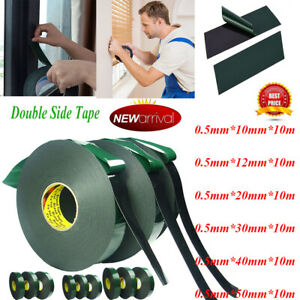 10m-Strong-Permanent-Double-Sided-Adhesive-Glue-Tape-Super-Sticky-for-Car-Led