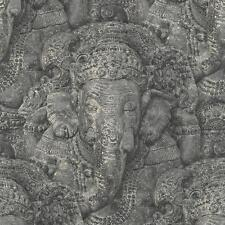 Rasch Ganesha Pietra Fotografica Carta Da Parati Realistico Finta EffectElephant