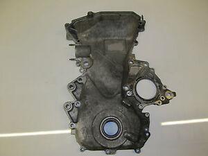 Toyota-Avensis-Corolla-Verso-1-6-16V-Vorne-Crank-Timing-Gehaeuse-Einheit-3ZZ-FE