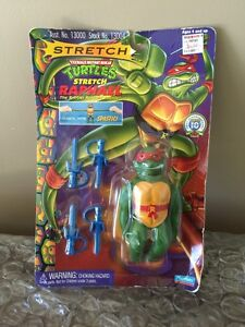 1996-PLAYMATES-STRETCH-TEENAGE-MUTANT-NINJA-TURTLES-TMNT-RAPHAEL-ACTION-FIGURE