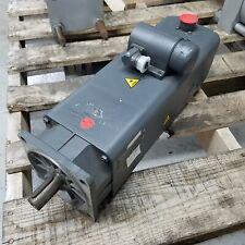 Siemens 1ft5076 0af71 1 Z Brushless Servo Motor 1516 Shaft Used