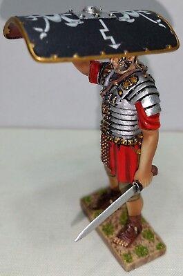 THOMAS GUNN ROMAN EMPIRE ROM067B 30TH LEGIONNAIRE SHIELD OVER HEAD MIB