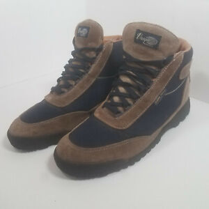 Vasque 7533 Skywalk  Hiking Boots Size 12 Mens Gore-Tex Made in ITALY.
