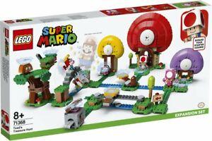 LEGO-Super-Mario-71368-Toads-Schatzsuche-add-on-71360-Vorverkauf-N8-20