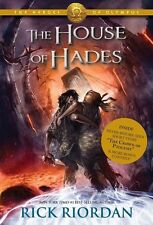House Of Hades  Rick Riordan 2015, Book