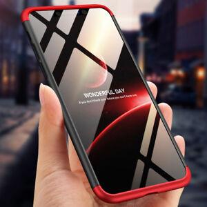 Pour-IPHONE-Xa-Max-XR-Se-6S-7-8-Plus-360-Complet-Housse-Chocs-Armure-Hybride