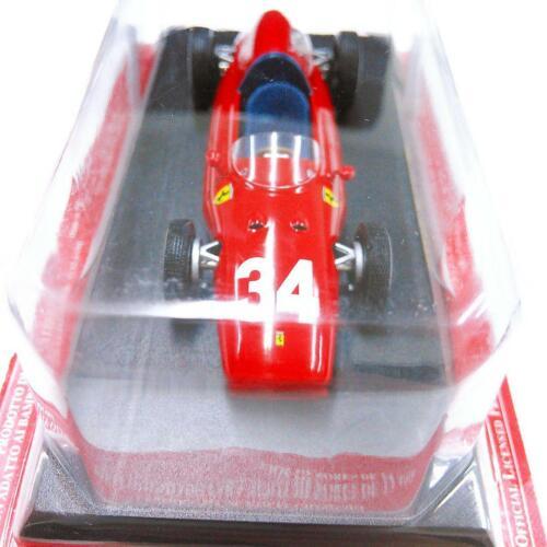 Ferrari F1 Collection 246 P 1960 For The Search Deagostini Mini Car Hachette