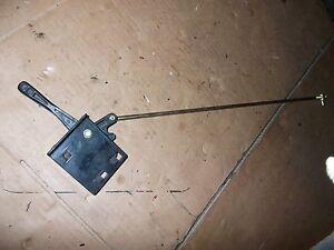 Rasenmäher Angemessen Schalthebel Von Mtd Modell Rts 125/96 Rasentraktor Aufsitzmäher Warmes Lob Von Kunden Zu Gewinnen