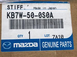 Genuine Mazda Bumper Splash Shield KB7W-50-0S0A