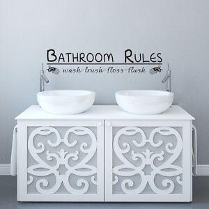 Bathroom-Rules-Wall-Decal-Wash-Brush-Floss-Flush-Inspired-Removable-Vinyl-Decor