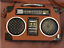 Radio-Retro-Di-Stile-Borsa-a-Tracolla-Donna-Catena-Borsa-delle-Donne-Crossbody miniatura 7