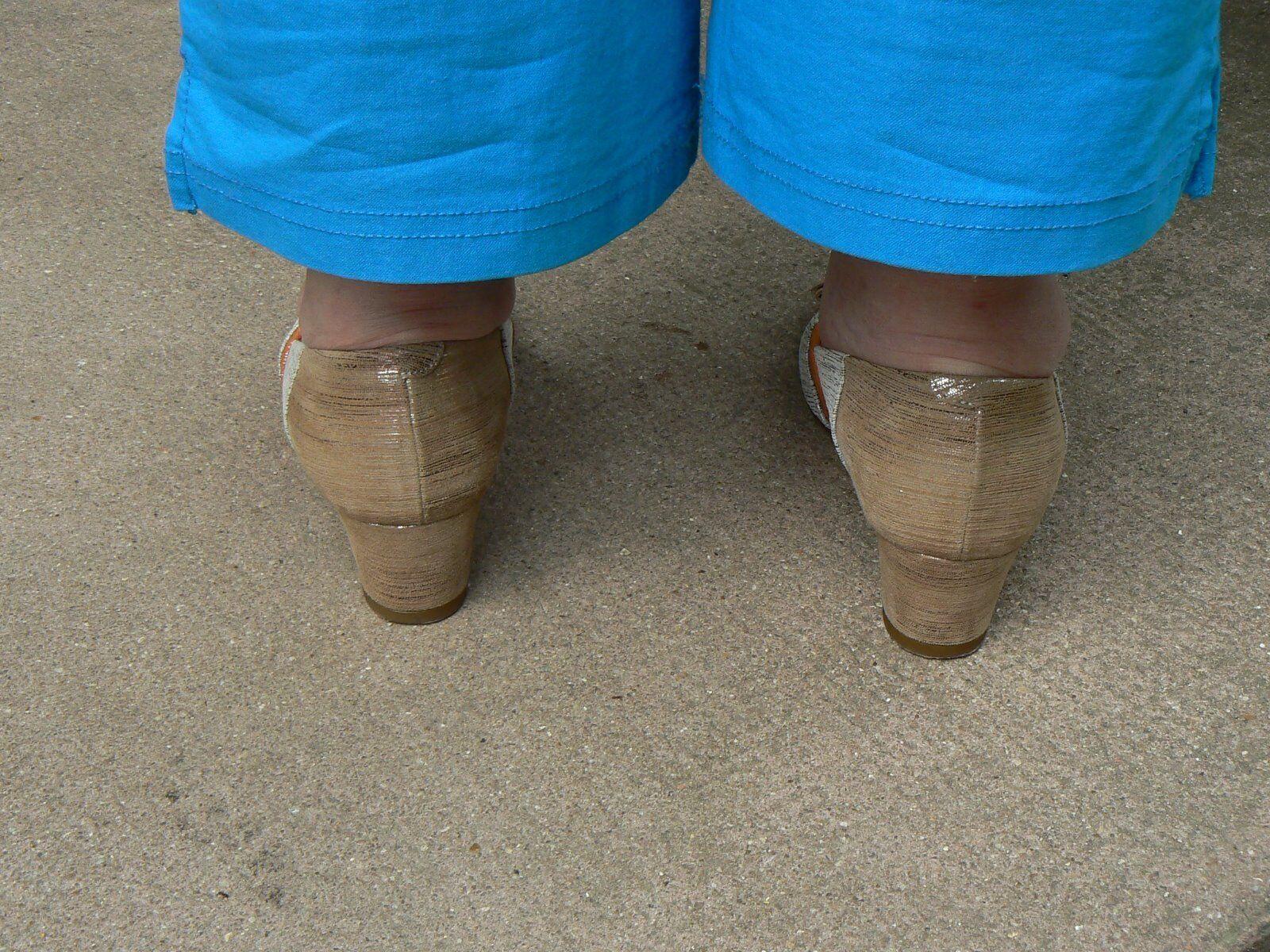 escarpins femme marque italienne gioiello en cuir cuir cuir véritable, pointure 35/36 | Nombreux Dans La Variété  70d97e
