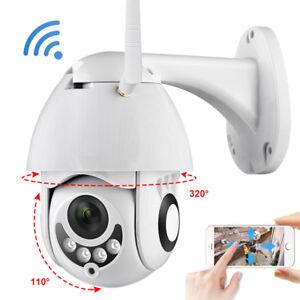 Image Is Loading Wireless 5X ZOOM Outdoor CCTV HD 1080P WIFI